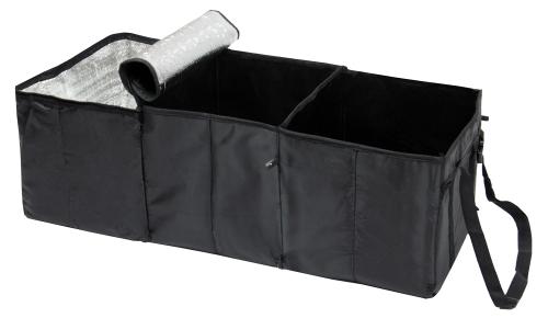 Kofferraum-Organizer (faltbar), Kühlfach, 30x31x86 cm