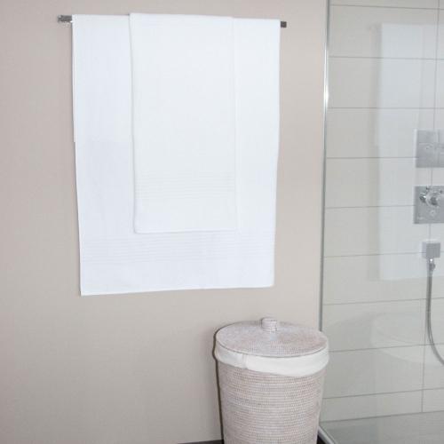 Badetücher (2er/5er-Set), 100 % Baumwolle, 100x150 cm