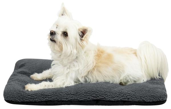 Hundedecke mit Antirutschnoppen, anthrazit, versch. Größen