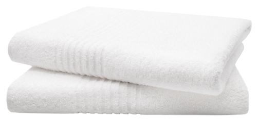 Badetücher (2er-Set), 100 % Baumwolle, 100x150 cm