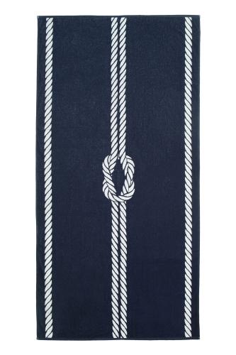 Strandlaken, 100x200 cm, Knotendesign