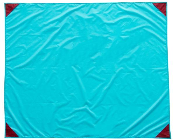 Picknickdecke, 135x165 cm, 100 % Polyester