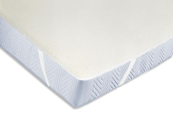 Matratzenschoner 100 % Baumwolle, versch. Größen, rohweiß
