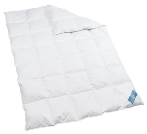 Bettdecke 90 % Daunen 10 % Federn, 135x200 cm