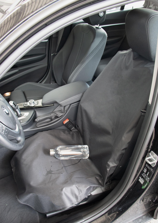 Sitzbezug für Vordersitze, 1-tlg oder 2-tlg.