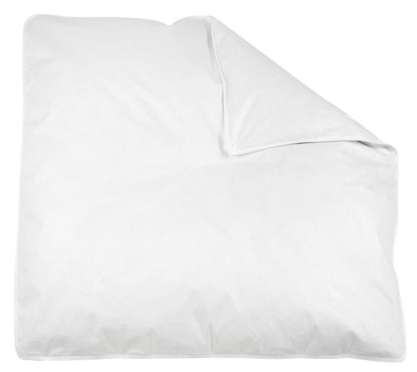 Kinderbettdecke, 70 % Feder / 30 % Daunen, 80x80 cm