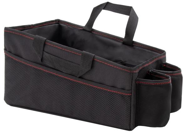 Auto-Organizer, keilförmig, 30x20x18 cm, schwarz
