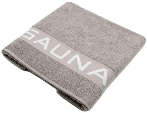 Saunatuch, 100 % Baumwolle, 80x200 cm