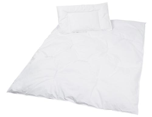 Kinder Bettdecken Set, 90% Daunen / 10 % Federn