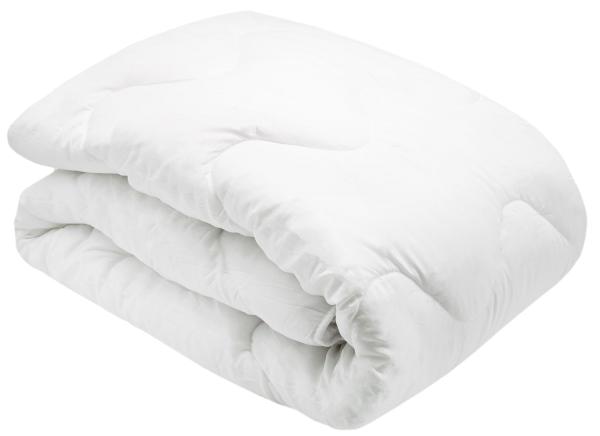 Bettdecke flammhemmend, 100% Polyester, versch. Größen