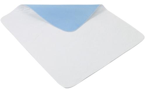 Inkontinenzeinlage 75x90 cm, blau