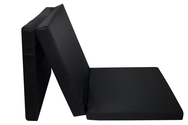 Klappmatratze (3-fach faltbar), 69x195 cm