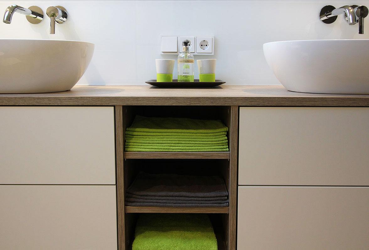 Seiftücher (10er-Set), 100 % Baumwolle, versch. Farben