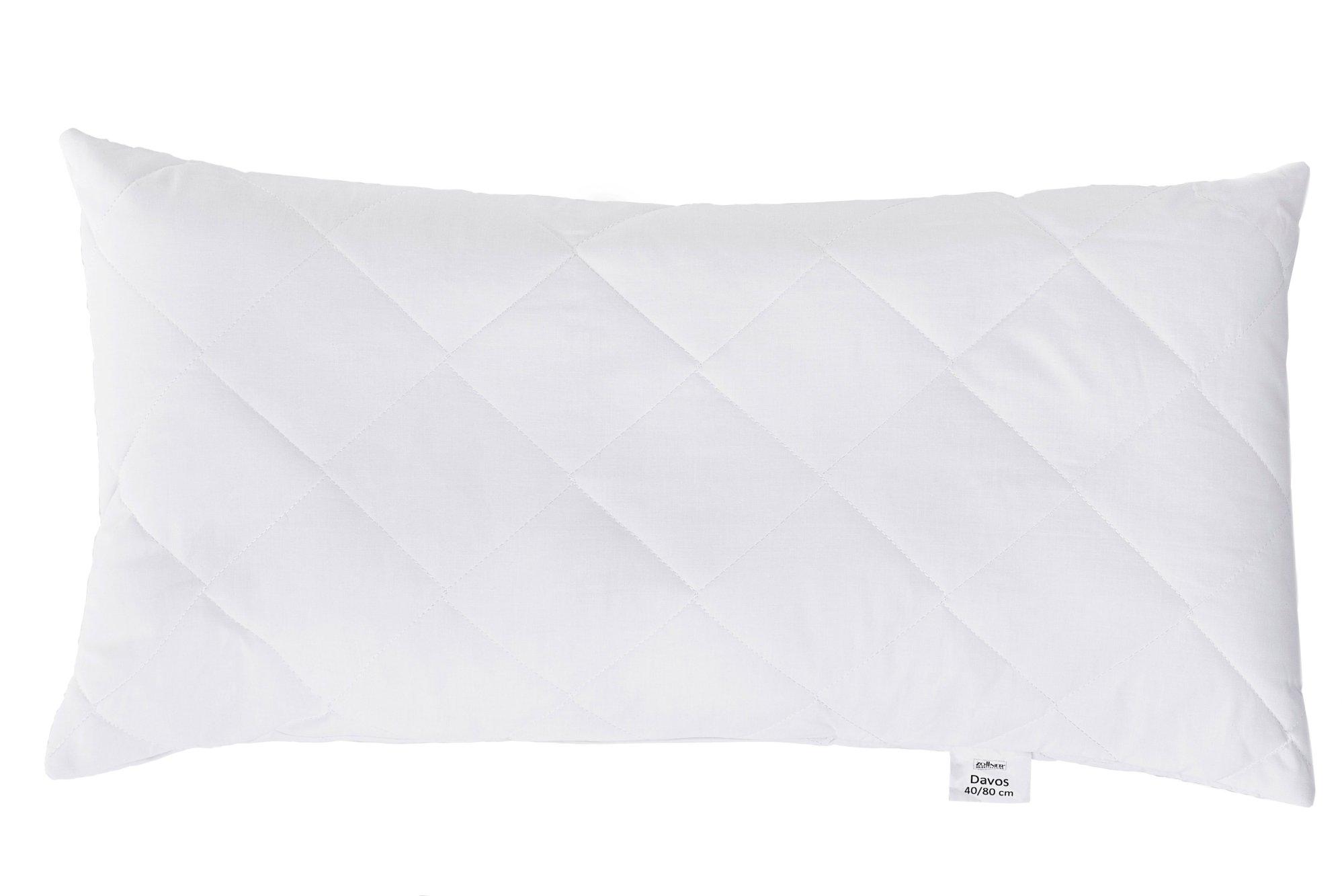 Kopfkissen antiallergisch 40x40 cm KISSEN Bettwäsche