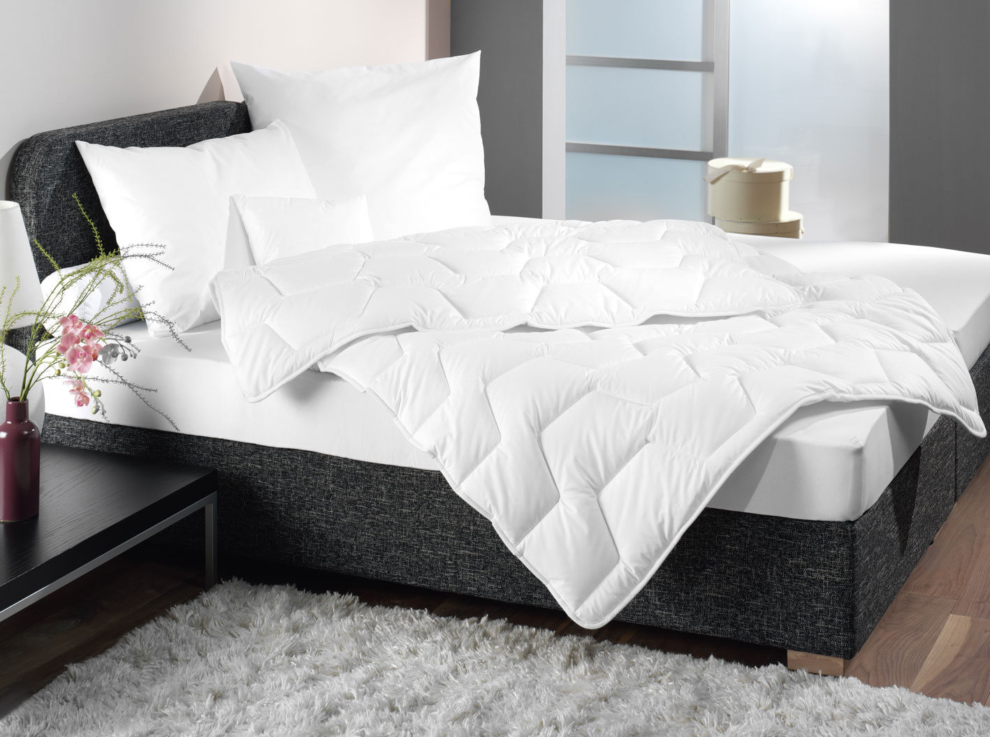 Bettdecke 100 % Polyester, 135x200 cm
