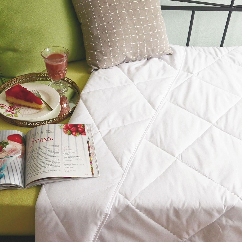 Bettdecke (Sommer), 100 % Polyester, versch. Größen