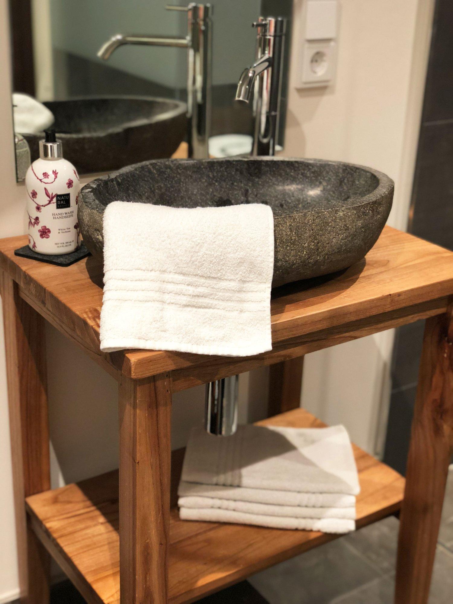 Gästehandtücher (6er-Set), 100 % Bauwolle, 40x60 cm