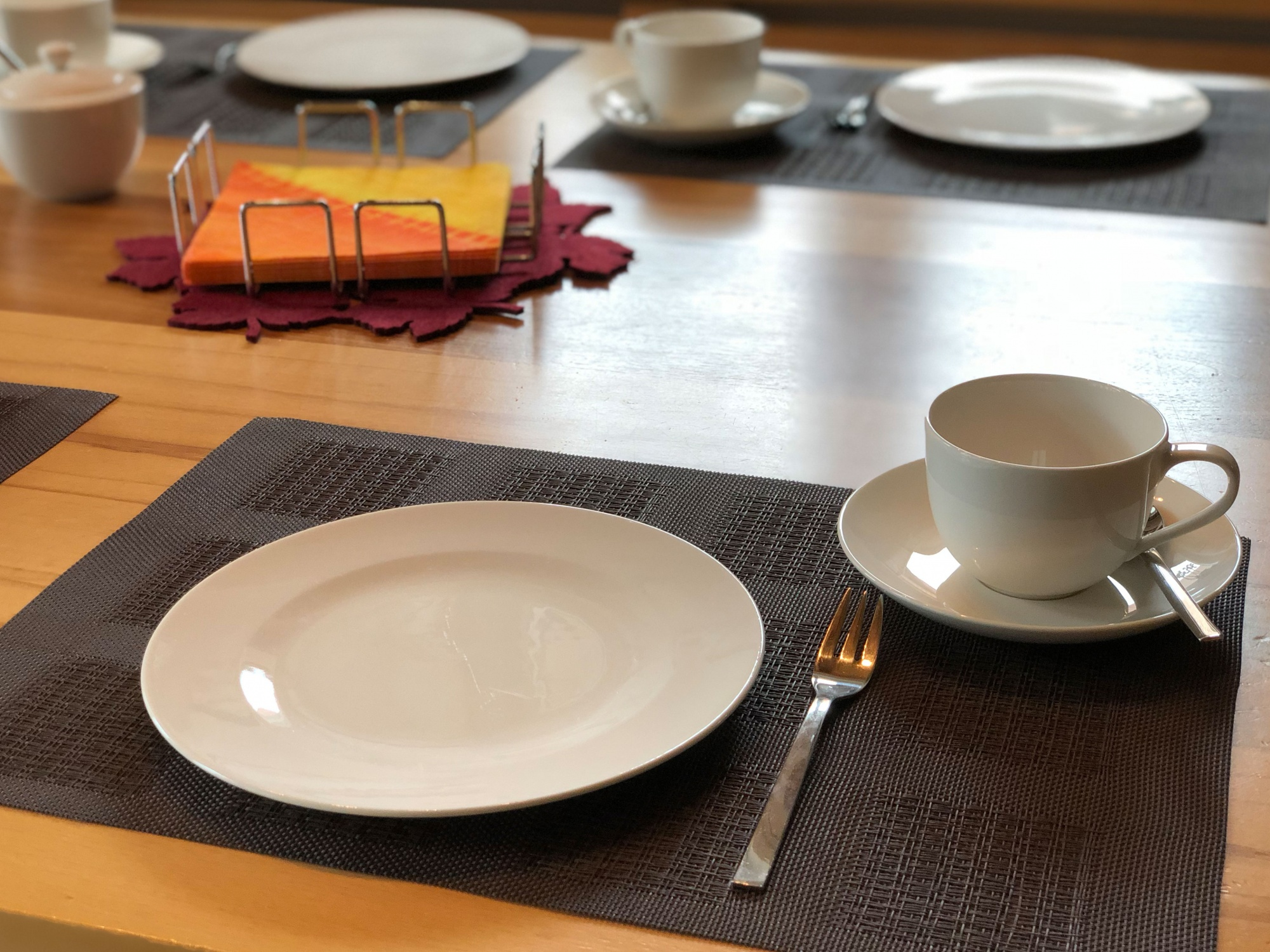 Tischset (4er-Set), ca. 30x45 cm, versch. Farben