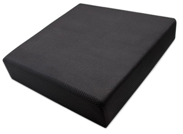 Sitzkissen, 100 % Polyurethan, ca. 40x40x8 cm