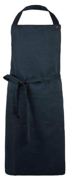 Kochschürze 100 % Baumwolle, 75x100 cm, versch. Farben