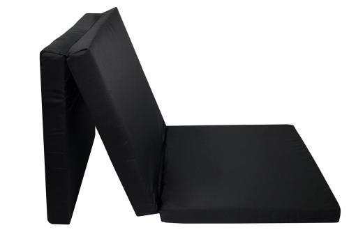 Klappmatratze (3-fach faltbar), 65x195 cm